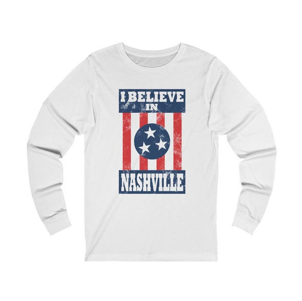 IBIN - Long Sleeve T-Shirt - NashvilleTN Store