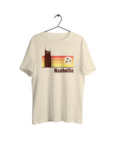 Nashville Batman Sunset Shirt - NashvilleTN Instagram