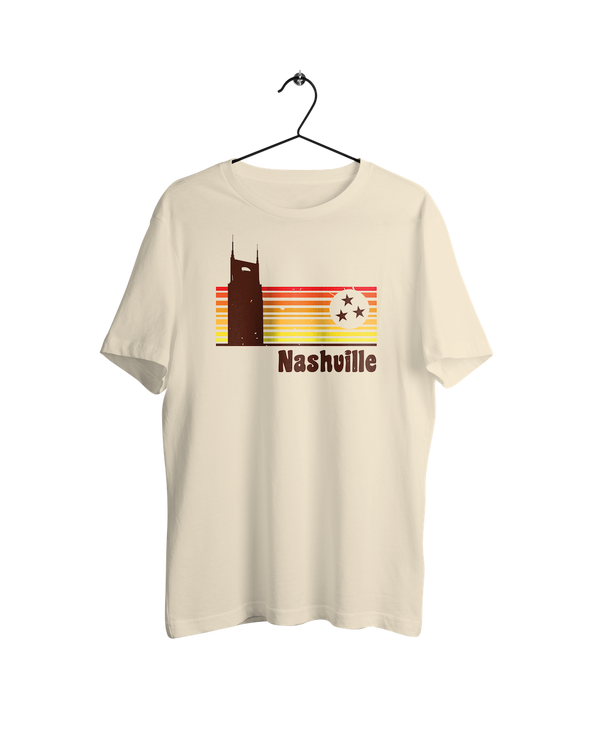 Nashville Batman Sunset Shirt - NashvilleTN Store