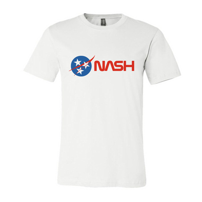 NASH Space Shirt - NashvilleTN Instagram