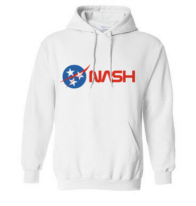 NASH Space Hoodie - NashvilleTN Instagram