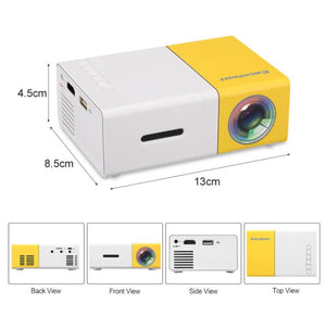 MyMiniProjector