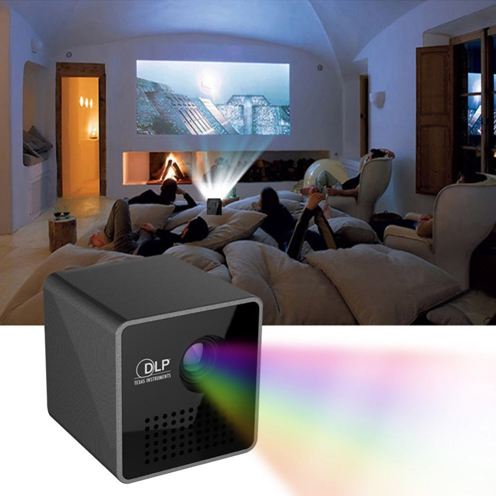 Mini Pocket Projector