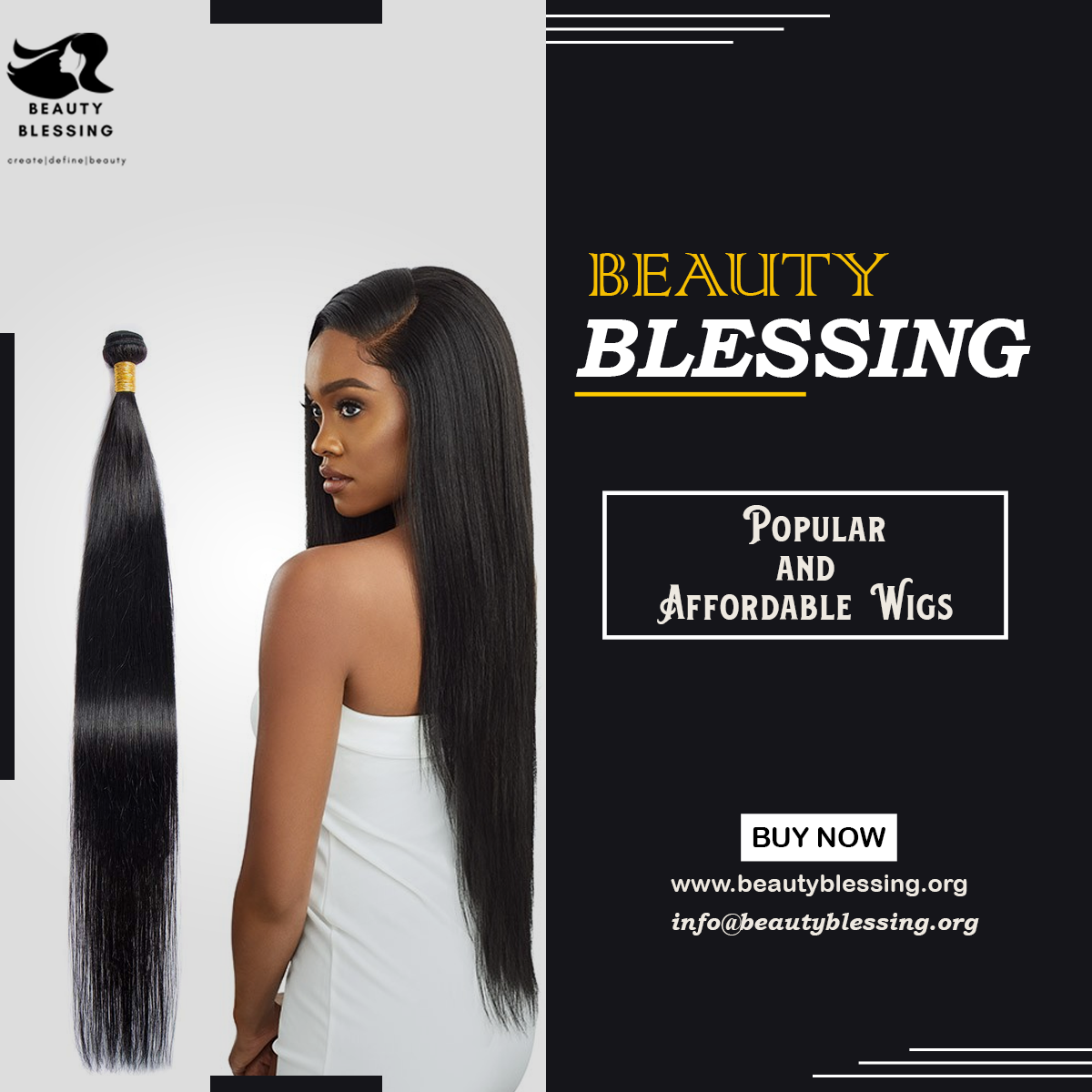 Beauty Blessing Wigs & Hair Extensions Boutique