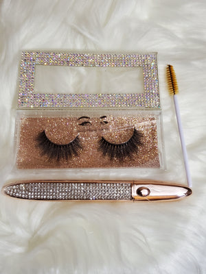 Mink Lashes  Diamond Glue Pen Set
