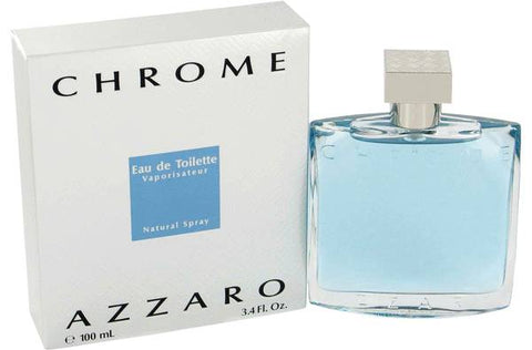Chrome Cologne  By AZZARO FOR MEN