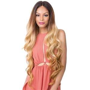 360 Frontal Human Hair Blend Lace Wig