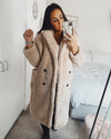 Theodora Teddy Coat