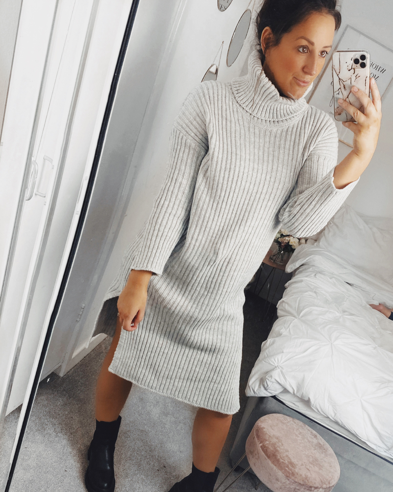 Gemma Jumper Dress