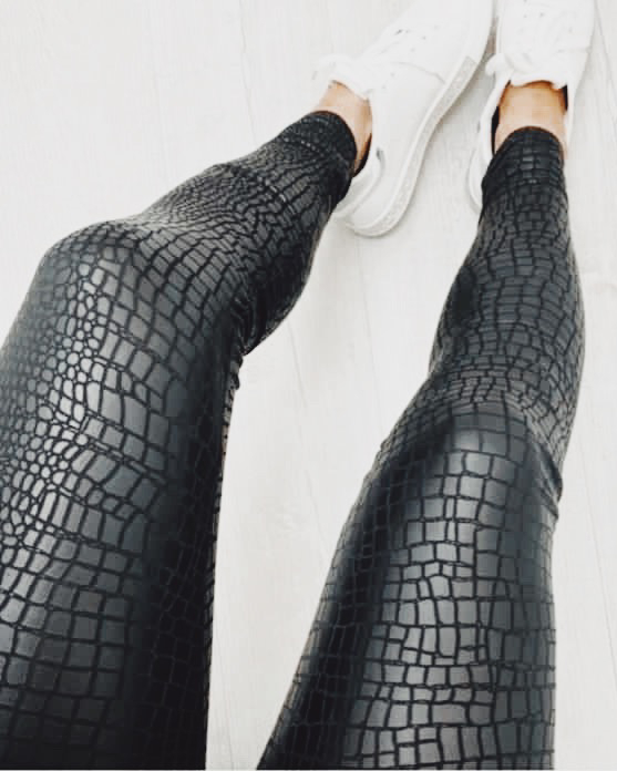 Scale Me Leggings