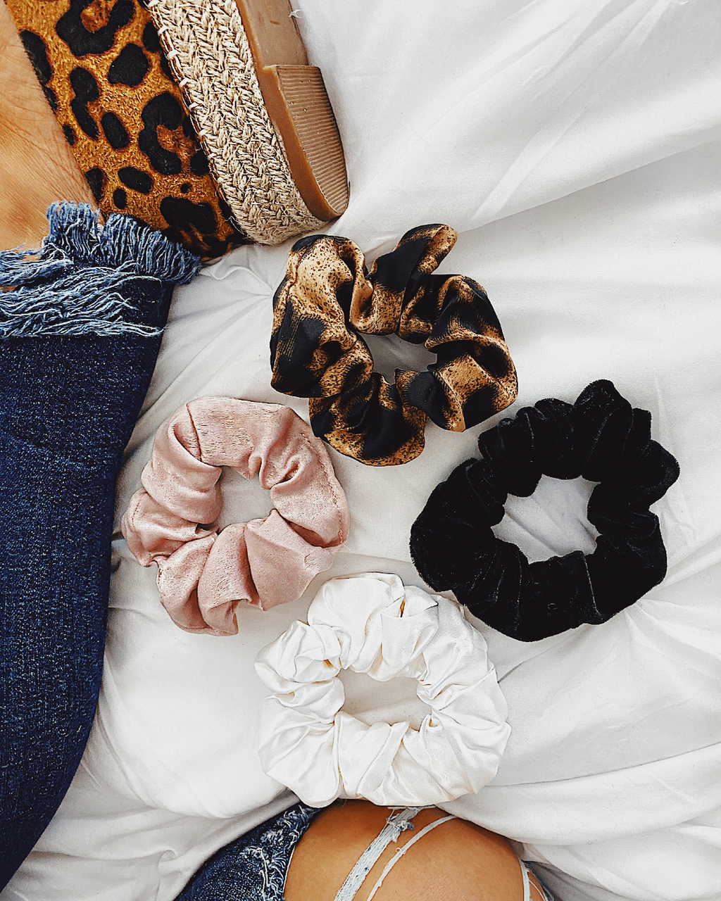 Fearless Scrunchies