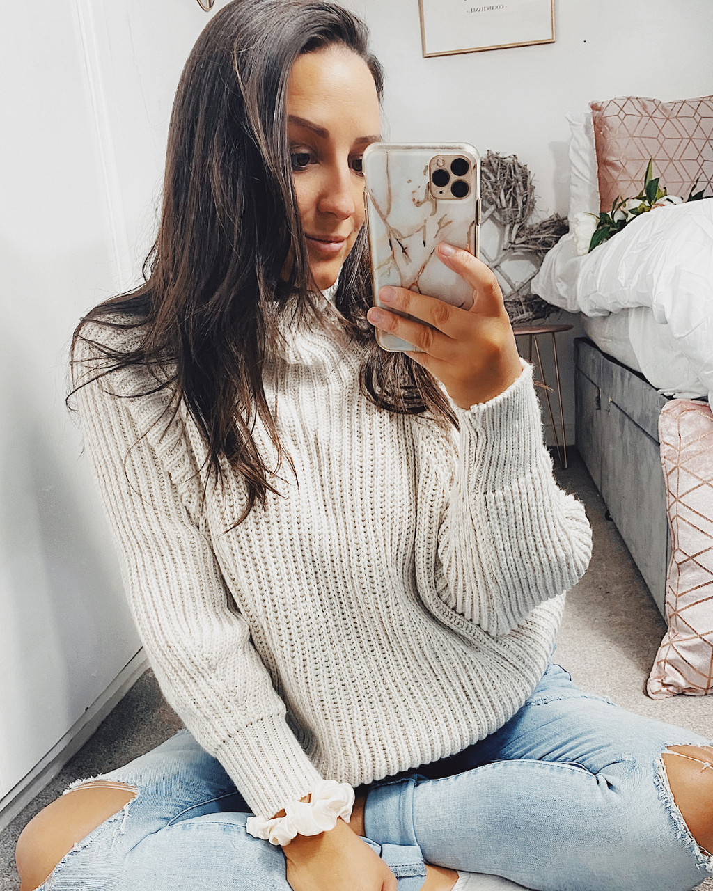 Chloe Knitted Jumper