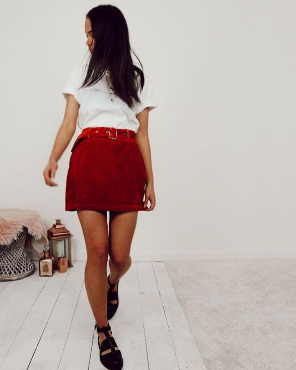 Begin Again Skirt