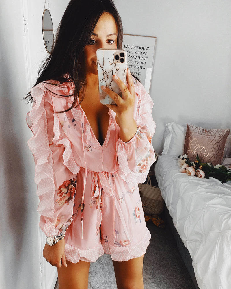 Endless Love Playsuit