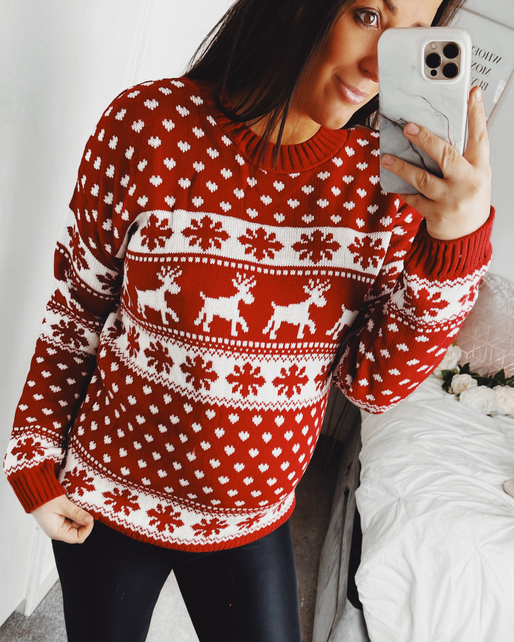 Christmas Knitted Jumper
