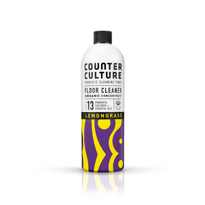 Lemongrass Floor Cleaner by Counter Culture Clean by Counter Culture Clean