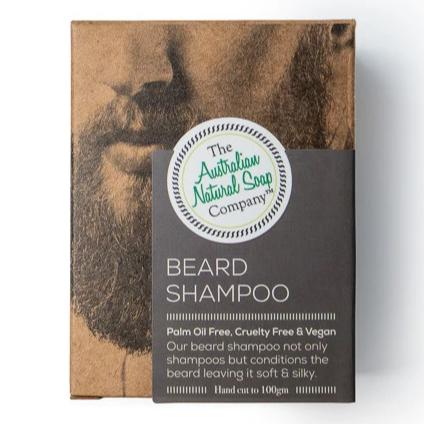 Beard Shampoo Bar | ANSC