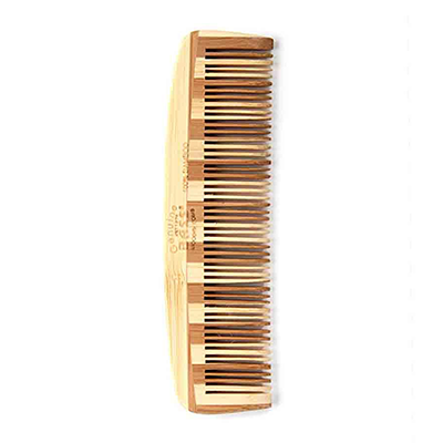 Bamboo Wooden Comb | Bass Brushes