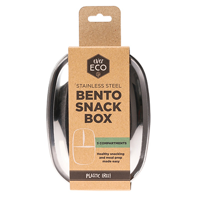 Bento - Three Compartments | Ever Eco