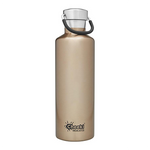 Champagne Insulated Water Bottle (600ml) | Cheeki
