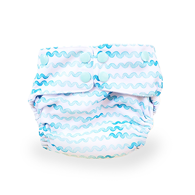 EcoNaps Reusable Swim Nappy - AquaWaves