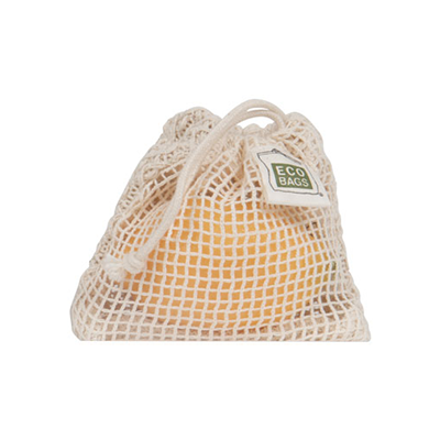 Natural Cotton Soap Bag | Ecobags