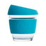 Reusable Coffee Cup Blue - Small | JOCO