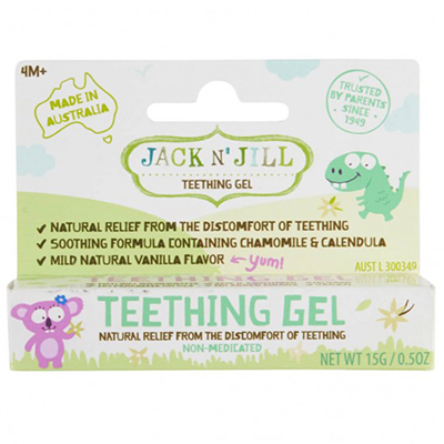 Natural Teething Gel | Jack N' Jill