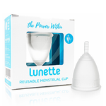 Lunette Menstrual Cup - Clear Model 2