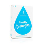 Menstrual Cup Wipes | Lunette