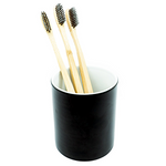 Charcoal Bamboo Toothbrush | My Magic Mud