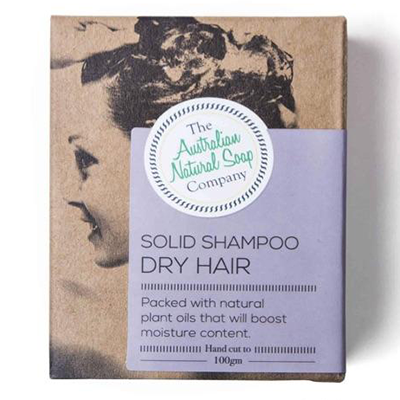 ANSC - Solid Shampoo, Dry Hair
