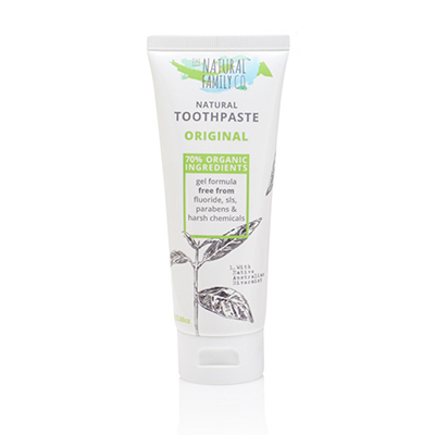 The Natural Family Co. Natural Toothpaste