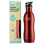 Onya Drinking Bottle - 1000ml Red