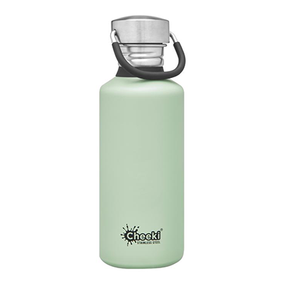 Pistachio Water Bottle (500ml) | Cheeki