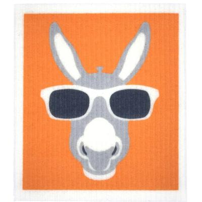 compostable eco-friendly sponge cloth Retrokitchen - donkey