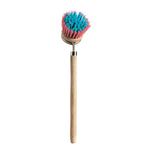 RetroKitchen Timber Retro Dish Brushes - Teal