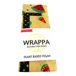 Vegan Food Wraps - Tasty Melons | WRAPPA