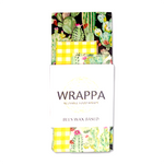 Beeswax Wraps - Sassy Succulent | WRAPPA