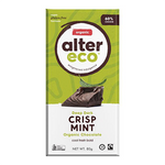 Vegan Chocolate Bar - Deep Dark Crisp Mint | Alter Eco