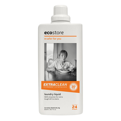 Extra Clean Laundry Liquid | ecostore