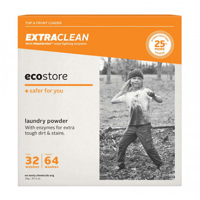 Extra Clean Laundry Powder | ecostore