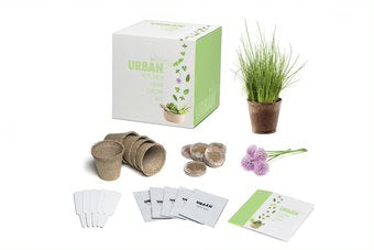 Kitchen Herbs Grow Your Own Garden Kit | Urban Greens