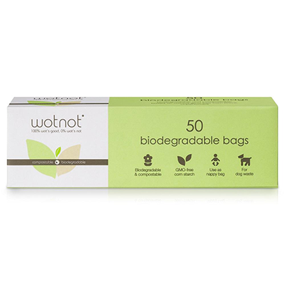Wotnot Compostable Nappy Bags