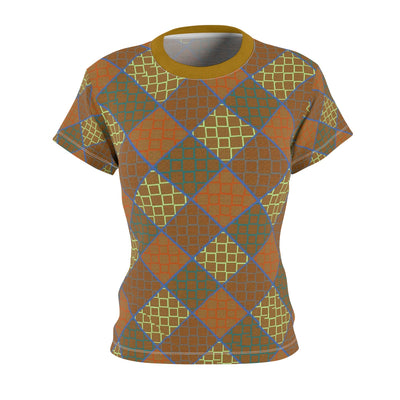 Women's AOP Cut & Sew Tee
