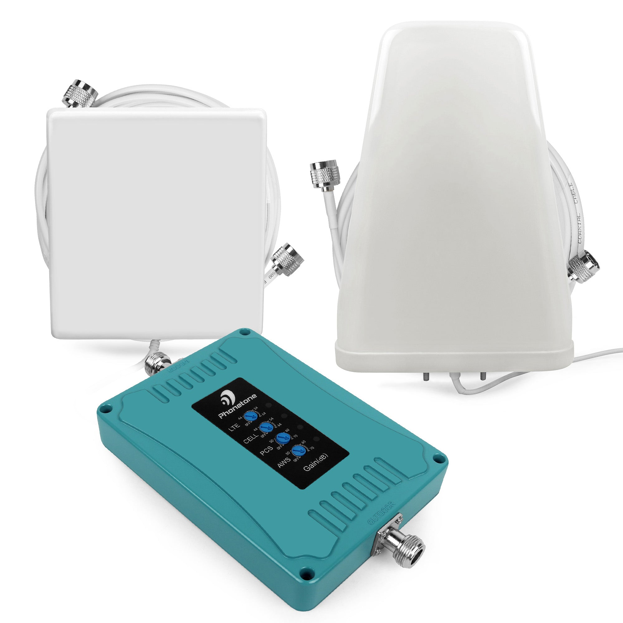 Mobile Phone Booster Kit Five-band 700/850/1900/1700MHz
