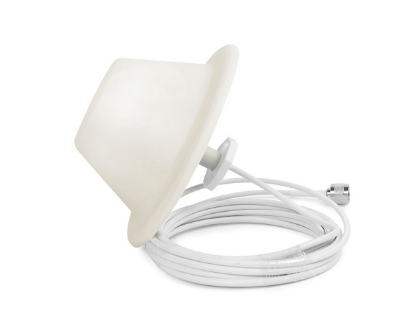 Indoor Ceiling Antenna  698-2700MHz 3-5dBi N-male Connector for Cell Phone Signal Booster-809216