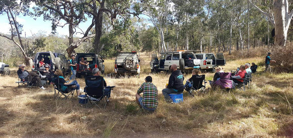 Hema Maps Interview with Queensland 4x4 Club