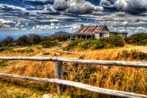Historical High Country- The Huts They Called Home