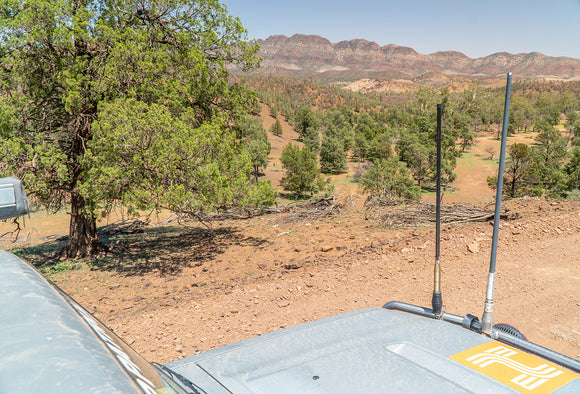 Hema Maps outback navigation and communication